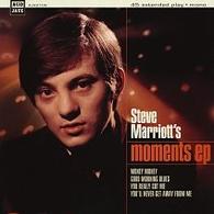 Steve Marriott's Moments