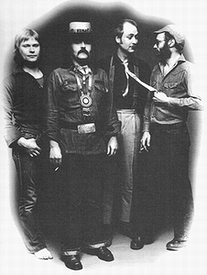 Michael Chapman Band