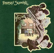 Brinsley Schwarz silver pistol