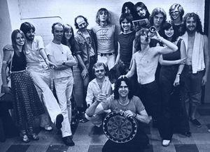 Kevin Ayers Band 1976
